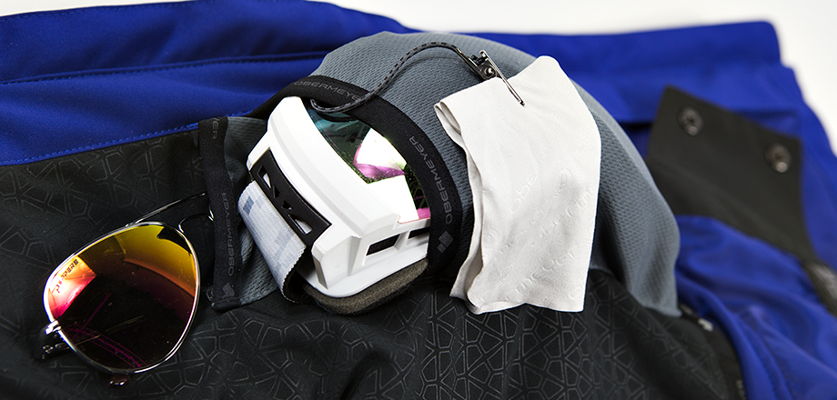 Detachable Goggle Cloth