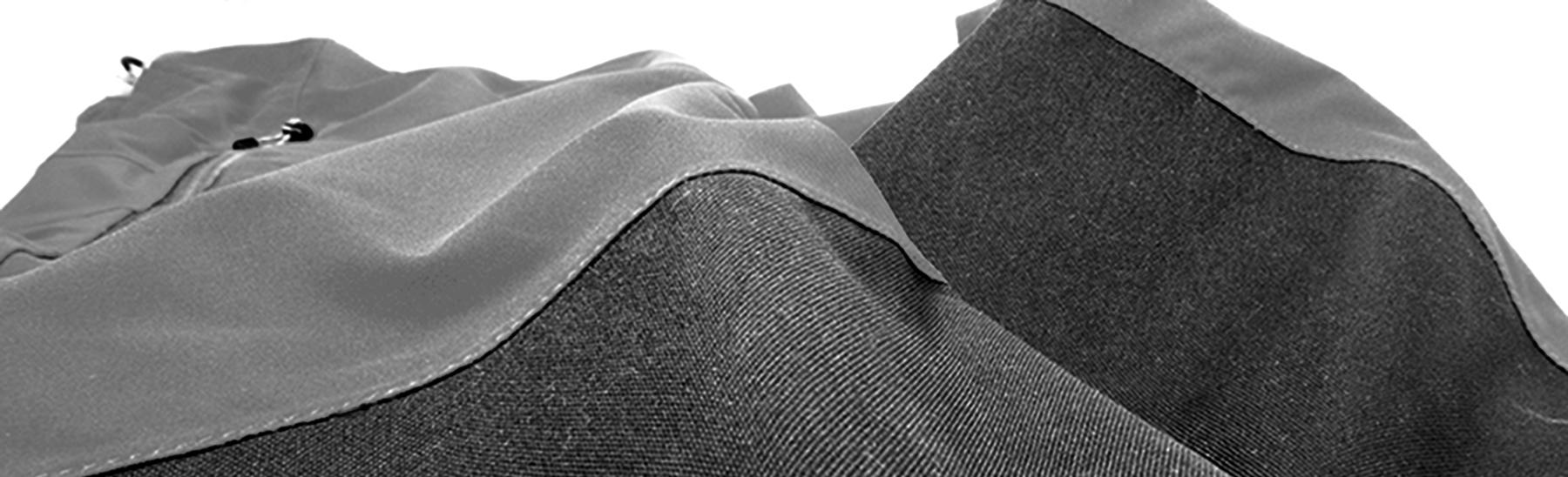 Obermeyer fabrics and materials