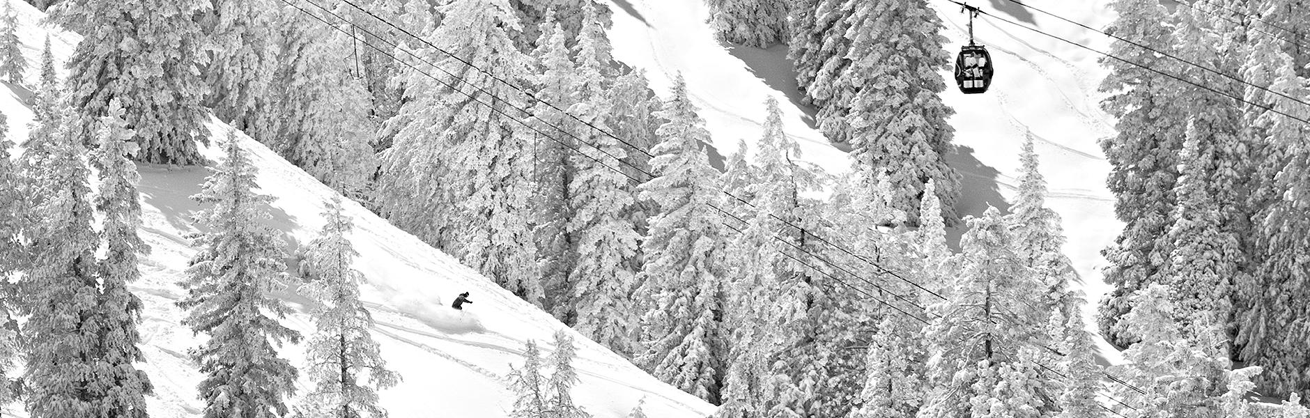 bell mountain fresh tracks