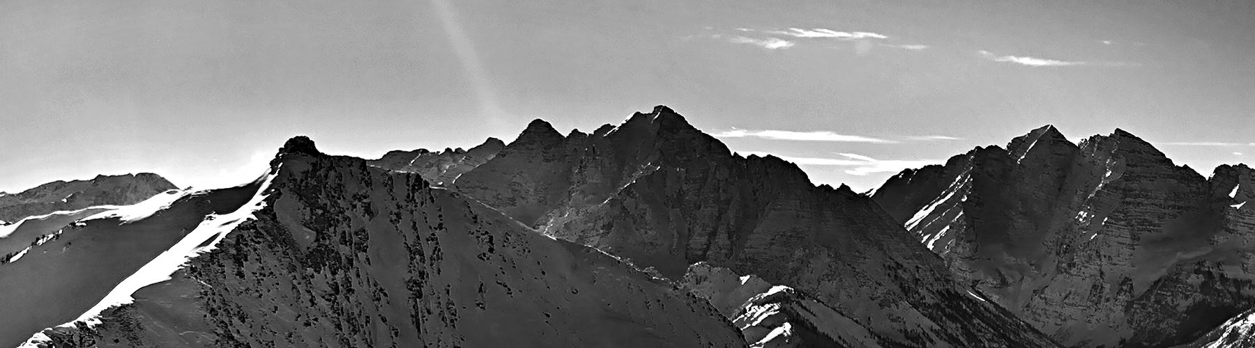 Colorado's Elk Mountains