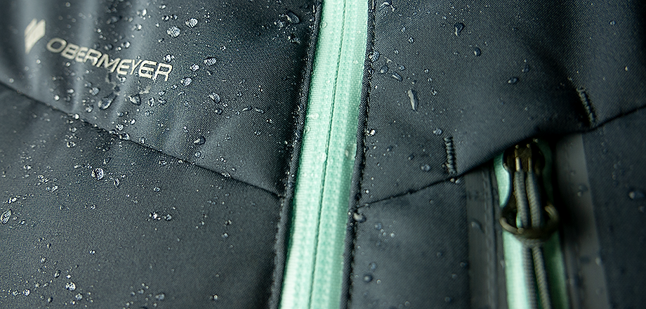 Waterproof Zippers