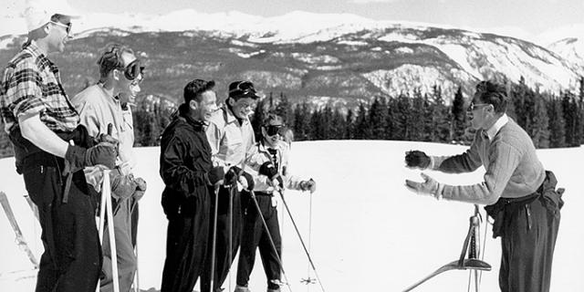 Klaus Obermeyer Aspen, circa 1950's