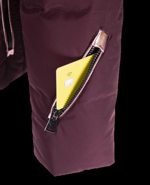 Devon Down Jacket - Wine-Not, 2