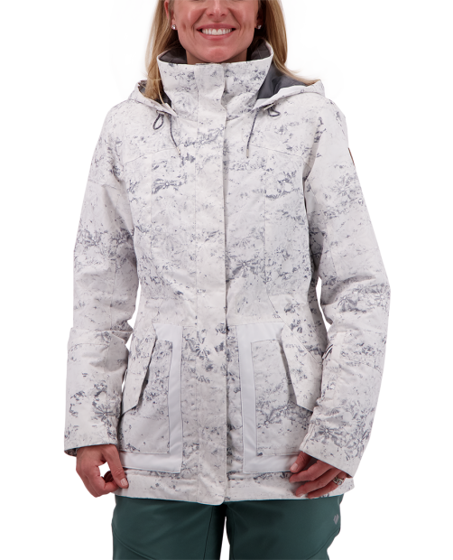 Liberta Jacket - Frosted Fossils, 2
