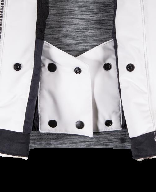 Trine Jacket - White, 2