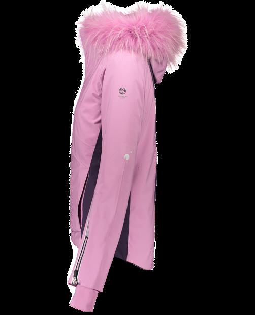 Malaki Jacket w/ Faux Fur - Lilacquer, 2