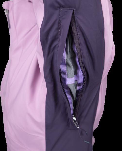 Malaki Jacket - Lilacquer, 2