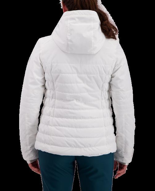 Leighton Jacket - White, 2