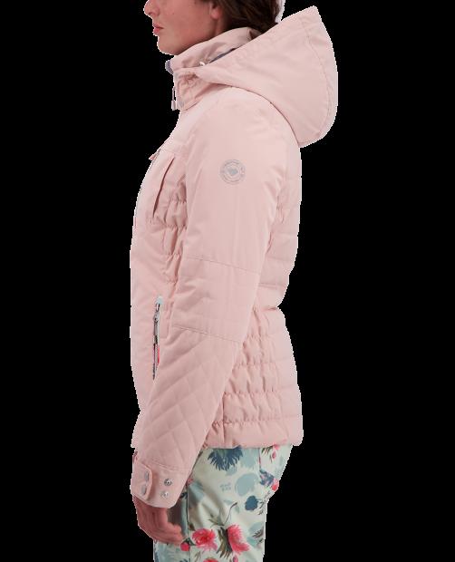 Leighton Jacket - Dusty Rose, 2