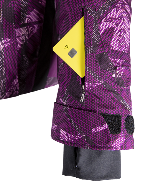 Jette Jacket - Transcend Print, 2P