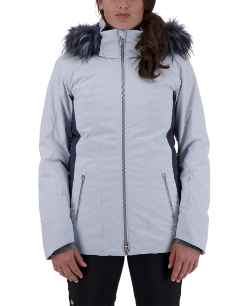 Siren Jacket w/ Faux Fur - Ice Ice Baby, 2