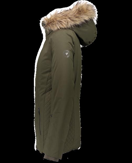 Siren Jacket w/ Faux Fur - Off-Duty, 2