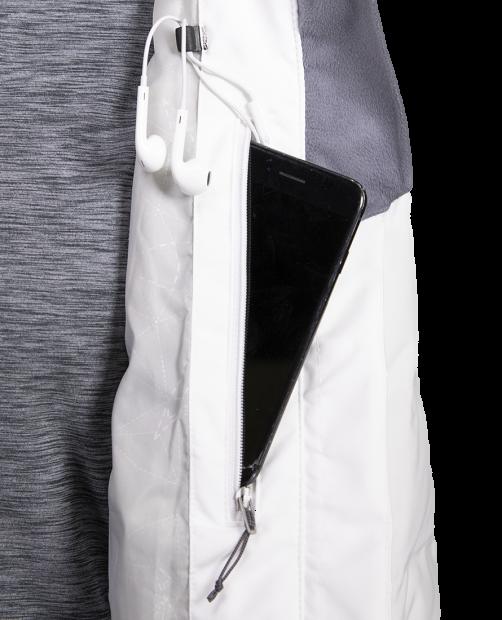Cosima Down Jacket - White, 2