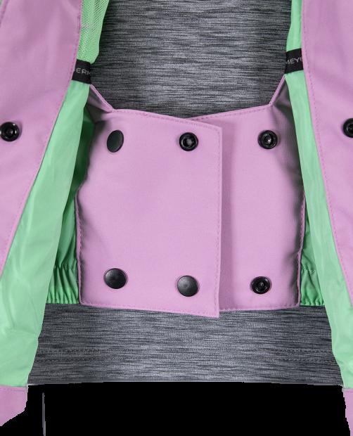 Cosima Down Jacket - Lilacquer, 2