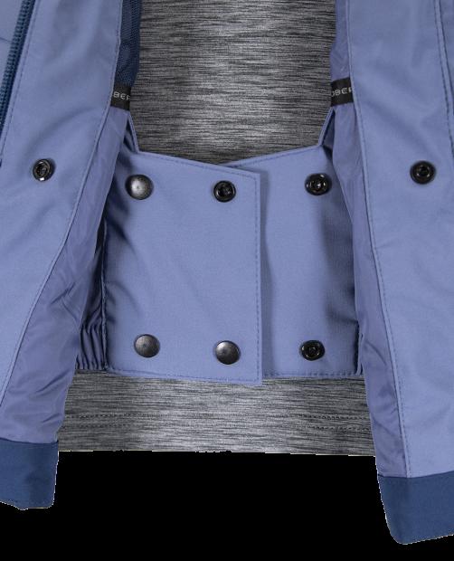 Cosima Down Jacket - Bluestone, 2