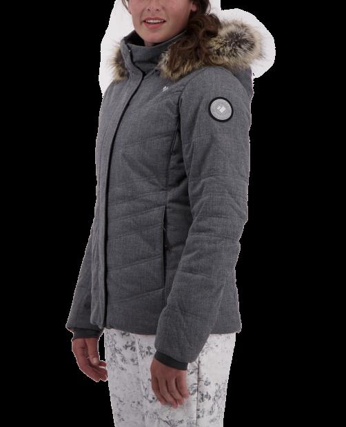 Tuscany II Jacket - Charcoal, 2