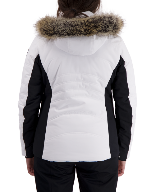 Tuscany II Jacket - White, 2