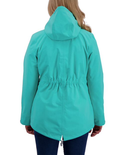 Women's No 4 Shell Jacket - Out To Sea, XS
