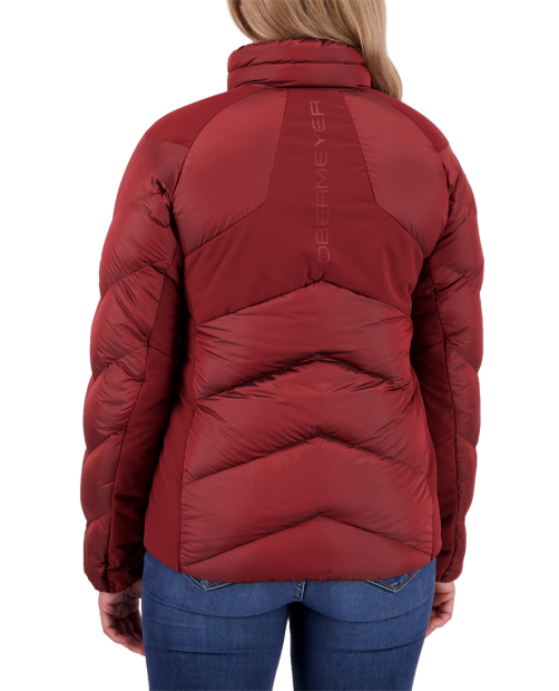 Women's Ion Stretch Jacket - Major Red, XS
