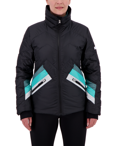 The Dusty Down Jacket - Out To Sea, XS