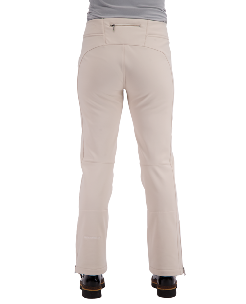 Clio Softshell Pant - Sand Bar, 4S