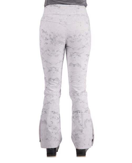 Printed Bond Pant - Frosted Fossils, 4S