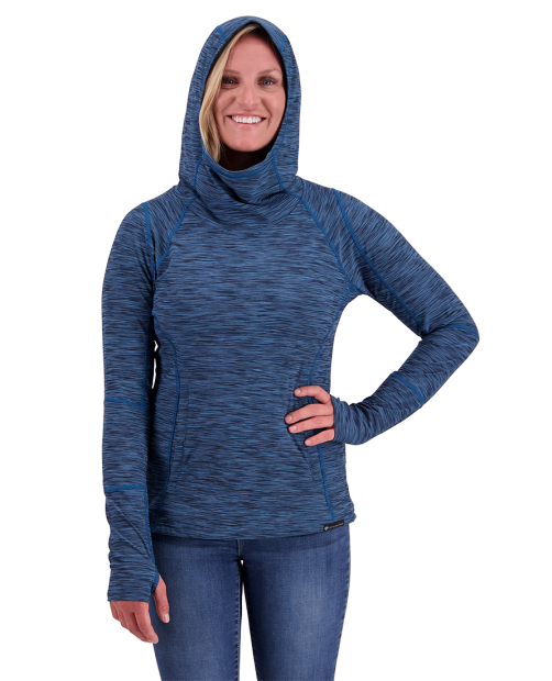 Catalina Fleece Hoodie - Passport, XS