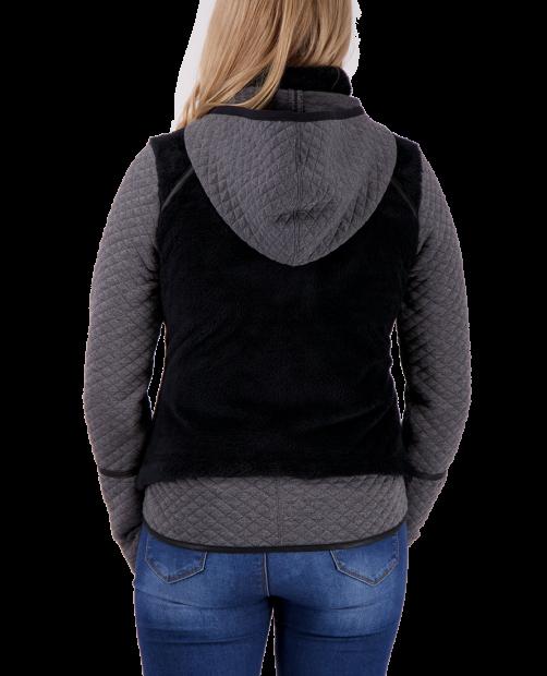 Stella Fleece Jacket - Black, XS