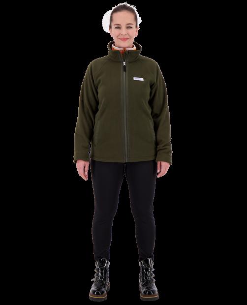 Jaden Fleece Jacket - Off-Duty, XS