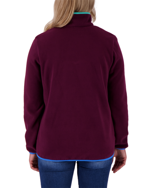Women's Boulder Fleece - Drop The Beet, XS