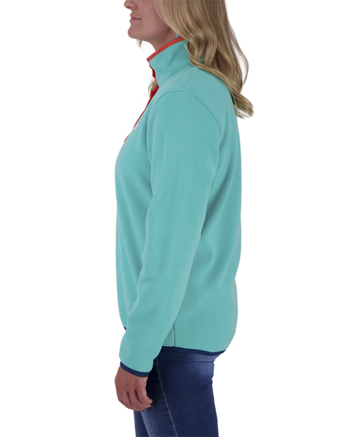 Women's Boulder Fleece - Out To Sea, XS
