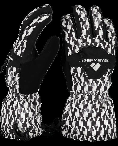 Regulator Glove - Black & Bianco, XS