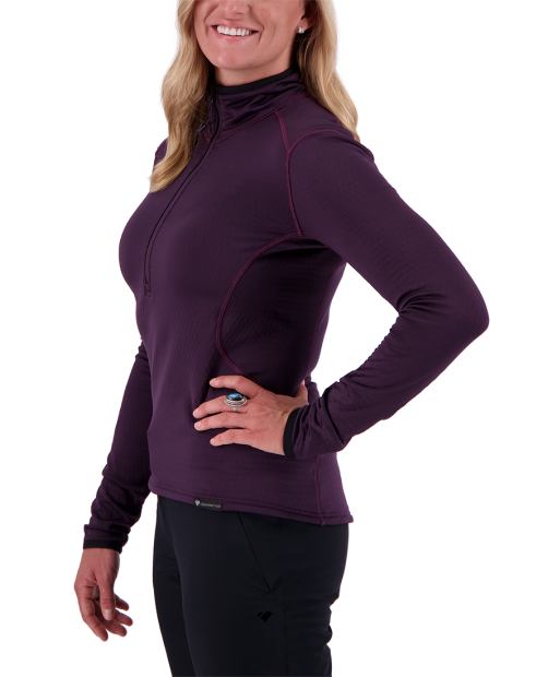 Paola Fleece Pullover - Mood Ring, XS