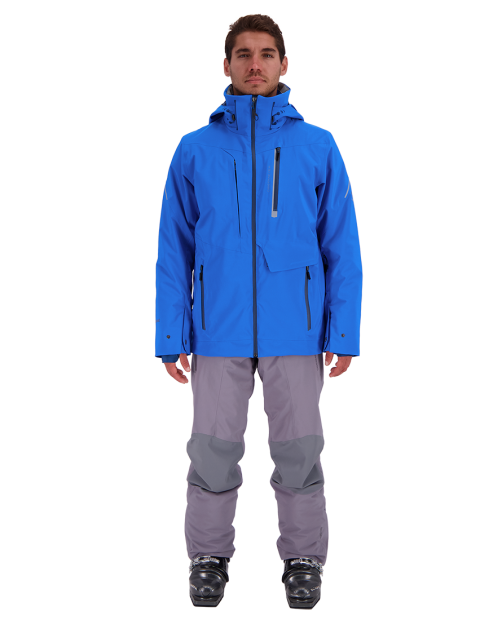 Kodiak Jacket - Blue Vibes, S