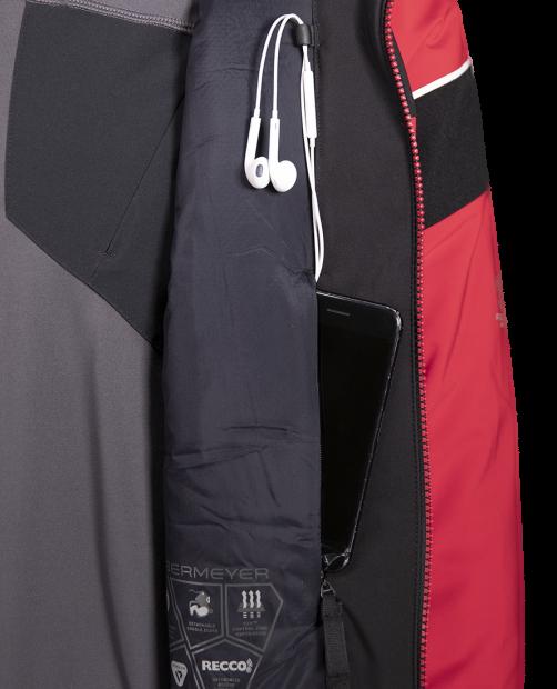 Charger Jacket - Brakelight, S