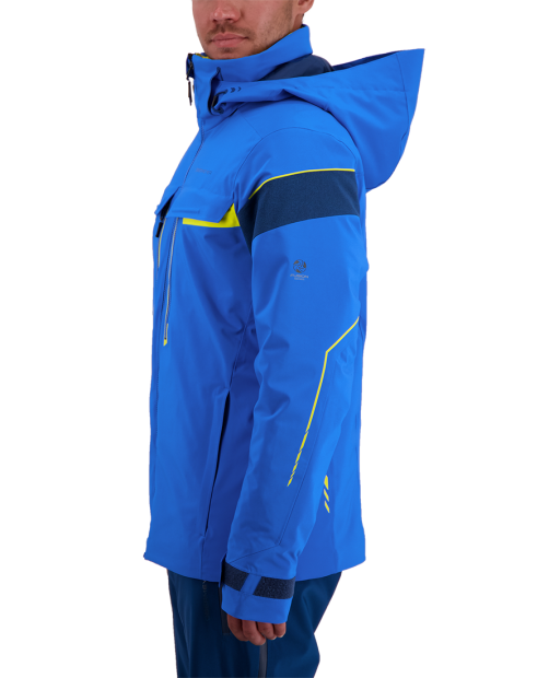 Charger Jacket - Blue Vibes, S