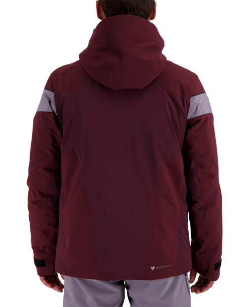 Charger Jacket - Wine-Not, S