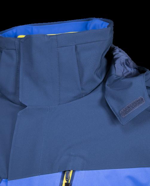 Kenai Jacket - Blue Vibes, S