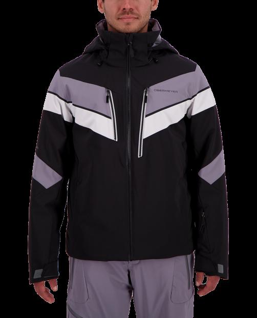 Chroma Jacket - Black, S