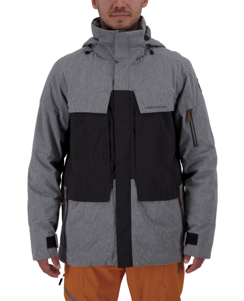 Scout Jacket - Knight Black, S