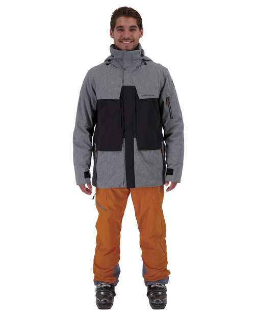 Scout Jacket - Knight Black, S