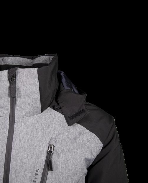 Raze Jacket - Knight Black, XS
