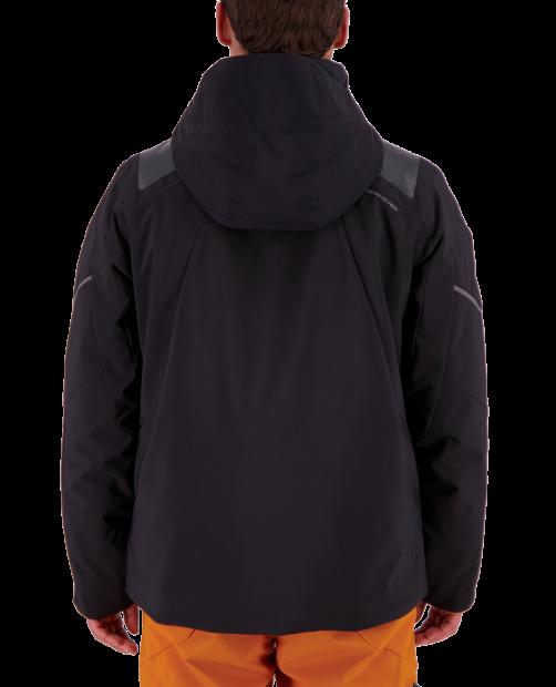 Foundation Jacket - Black, XS