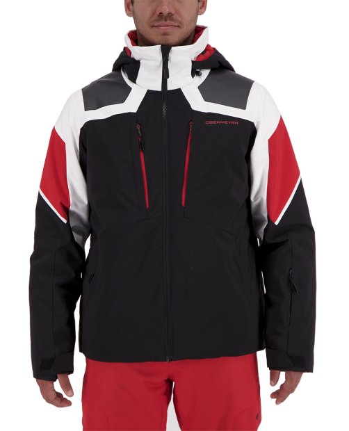 Foundation Jacket - White, XS