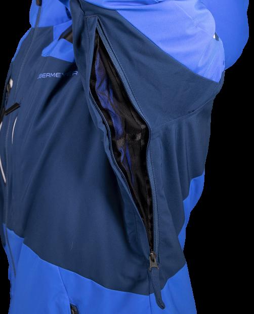 Foundation Jacket - Blue Vibes, XS