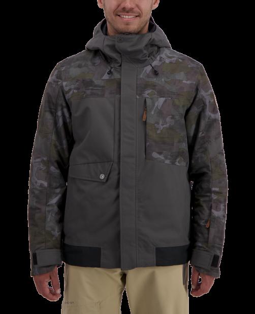 Blue Ribbon Jacket - Off-Duty Camo, S
