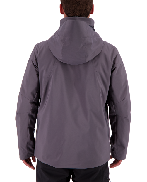 Trilogy System Jacket - Gun Powder, XS