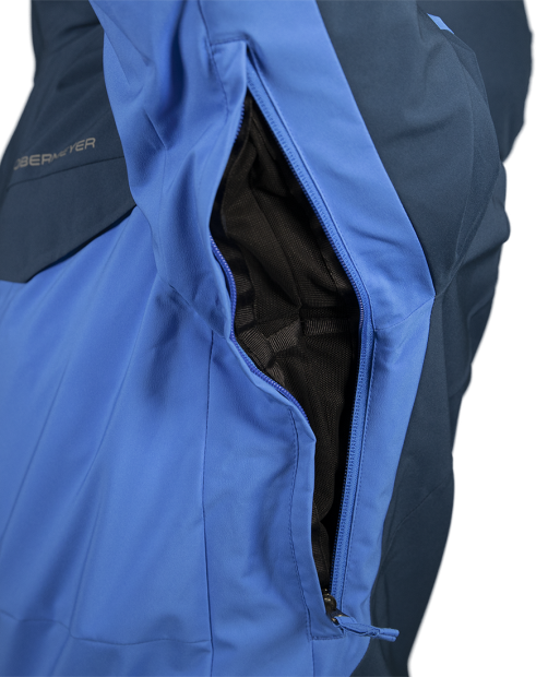 Trilogy System Jacket - Blue Vibes, XS