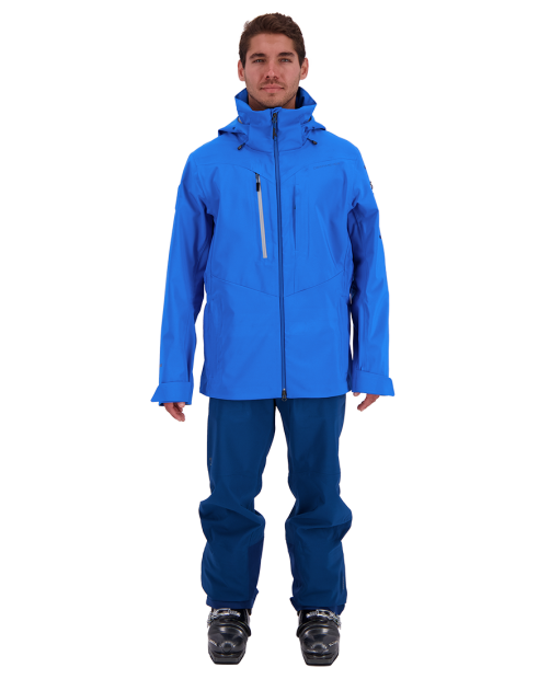 Foraker Shell Jacket - Blue Vibes, S