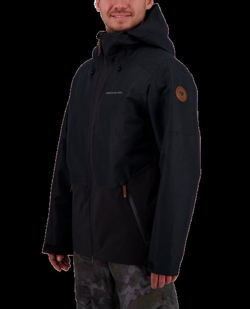 Chandler Shell Jacket - Black, XS